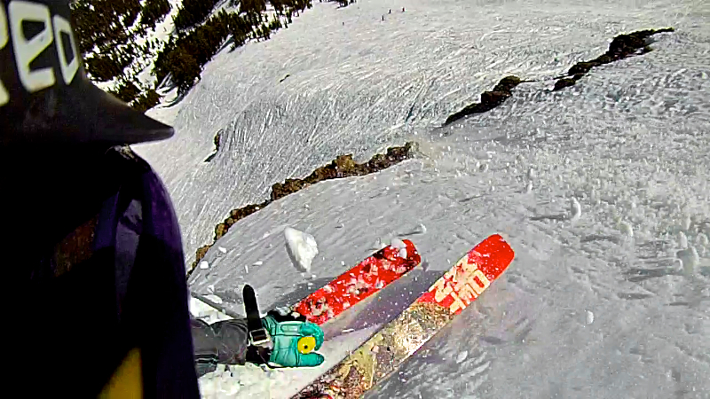 Springing into Slush Season @ Squaw & Kirkwood – 04/21/12