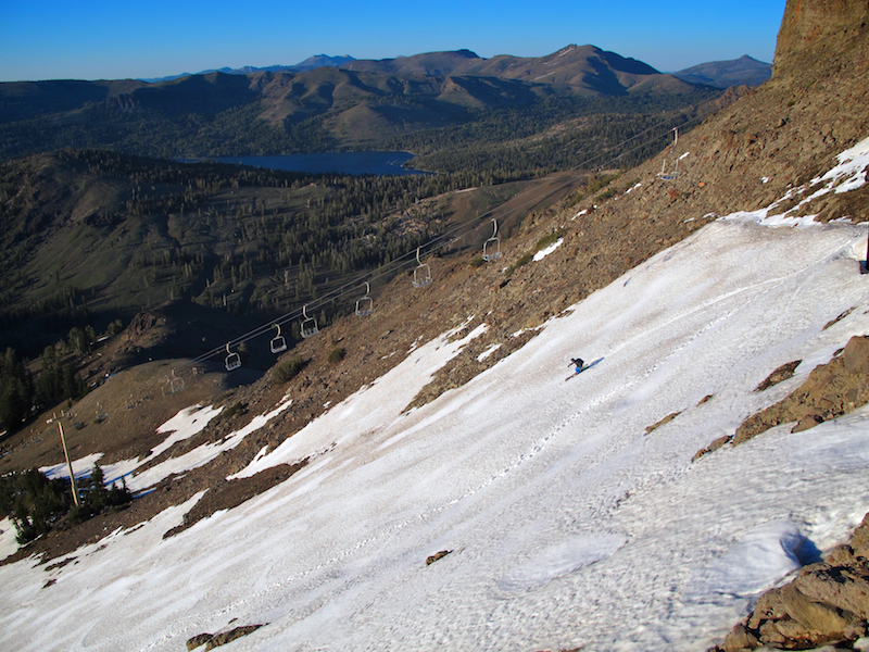 Corned Chaos off Carson Pass, CA – 06/10/12
