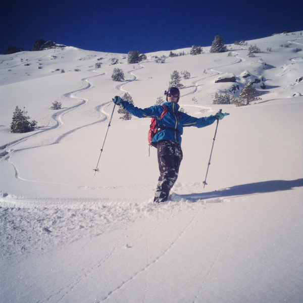 Hiking for the Hippy Pow @KirkwoodMtn – 11/11/12