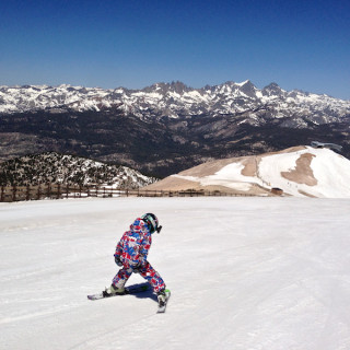 Memorial Day Memoir @MammothMountain – 05/25/13