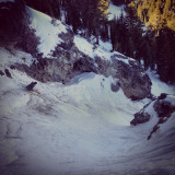 Descending the Drought @KirkwoodMtn – 01/18/14