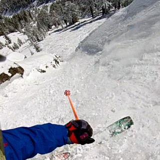 Spring Supplies Skiing Sustenance @KirkwoodMtn – 03/30/14